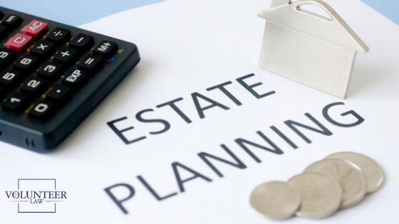Estate Planning Volunteer Law Firm